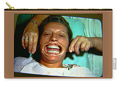 1960s Dental Exam Carry-all Pouch