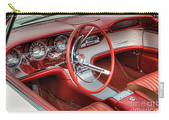 1962 Thunderbird Dash Carry-all Pouch