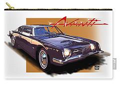 1963 Avanti Carry-all Pouch