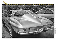1963 Split Rear Window Coupe Carry-all Pouch