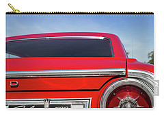 1964 Ford Galaxie 500 Taillight And Emblem Carry-all Pouch