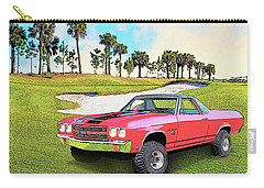 1970 Chevy El Camino 4x4 Not 2nd Generation 1964-1967 Carry-all Pouch
