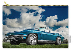 1966 Corvette Stingray  Carry-all Pouch