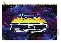 1967 Chevy Camaro Ss Carry-all Pouch