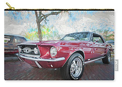 1967 Ford Mustang Coupe C117 Carry-all Pouch