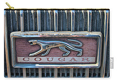 1968 Mercury Cougar Emblem Carry-all Pouch