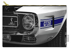 1969 Ford Mustang Shelby Gt350 1970 Carry-all Pouch