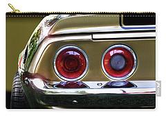 1970 Camaro Fat Ass Carry-all Pouch by Peter Piatt