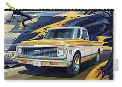 1971 Chevrolet C10 Cheyenne Fleetside 2wd Pickup Carry-all Pouch