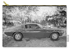 1971 Chevrolet Camaro Bw C127 Carry-all Pouch