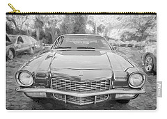 1971 Chevrolet Camaro Bw C128 Carry-all Pouch