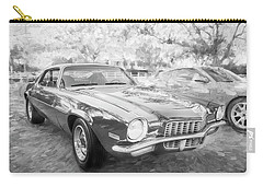 1971 Chevrolet Camaro Bw C129 Carry-all Pouch