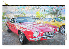 1971 Chevrolet Camaro C126 Carry-all Pouch