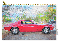 1971 Chevy Camaro C126  Carry-all Pouch