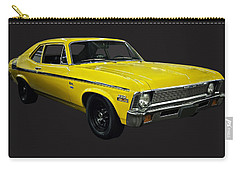 1971 Chevy Nova Yenko Deuce Carry-all Pouch by Chris Flees