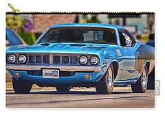 1971 Plymouth 'cuda 383 Carry-all Pouch