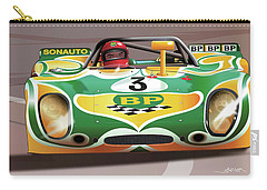1971 Porsche 908-02k  Carry-all Pouch