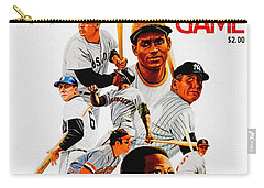 1974 Baseball All Star Game Program Carry-all Pouch