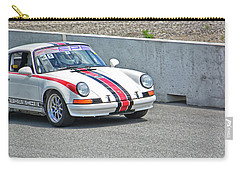 1974 Porsche 911 Carry-all Pouch by Mike Martin