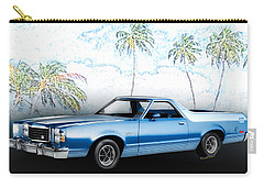 1979 Ranchero Gt 7th Generation 1977-1979 Carry-all Pouch