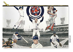 1984 Detroit Tigers Carry-all Pouch
