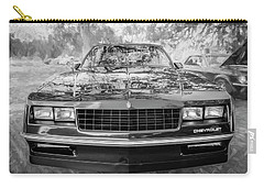 1987 Chevrolet Monte Carlo Ss Coupe Bw C122  Carry-all Pouch