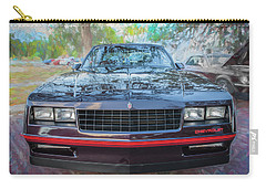 1987 Chevrolet Monte Carlo Ss Coupe C120 Carry-all Pouch