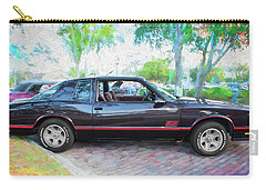 1987 Chevrolet Monte Carlo Ss Coupe C121 Carry-all Pouch