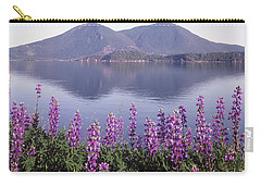Carry-all Pouch featuring the photograph 1a6345 Mt. Konocti Reflect Ca by Ed Cooper Photography