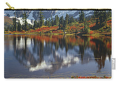 1m4208 Mt. Shuksan And Picture Lake Carry-all Pouch
