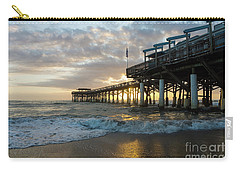 1st Sunrise 2017 Cocoa Beach Carry-all Pouch