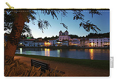 Carry-all Pouch featuring the photograph Alcacer Do Sal by Carlos Caetano