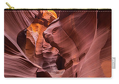 Antelope Canyon Carry-all Pouch by JR Photography