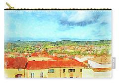 Arzachena Landscape Carry-all Pouch