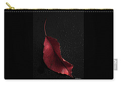 Autumn Leaf Carry-all Pouch