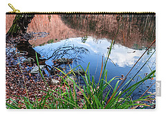 Carry-all Pouch featuring the photograph Autumn by Okan YILMAZ