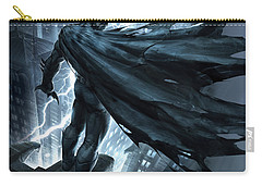 Batman The Dark Knight Returns 2012 Carry-all Pouch