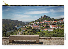 Carry-all Pouch featuring the photograph Belver Landscape by Carlos Caetano