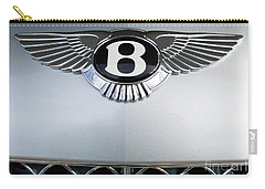 Bentley Emblem Carry-all Pouch
