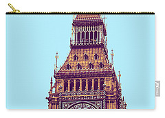 Big Ben Tower, London  Carry-all Pouch by Asar Studios