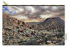 Big Bend National Park Carry-all Pouch