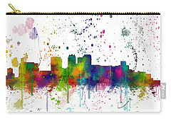 Birmingham Alabama Skyline Carry-all Pouch