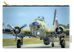 Boeing B-17g Flying Fortress   Carry-all Pouch