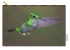 Booted Racket-tail Carry-all Pouch