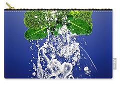 Broccoli Splash Carry-all Pouch