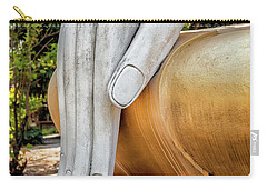 Carry-all Pouch featuring the photograph Buddha Hand by Adrian Evans