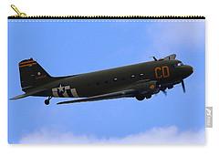 C-47 Gooney Bird At Salinas Carry-all Pouch