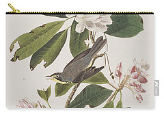 Canada Warbler Carry-all Pouch by John James Audubon
