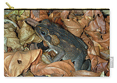 Cane Toad Carry-all Pouch