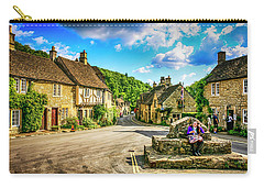 Castle Combe Village, Uk Carry-all Pouch